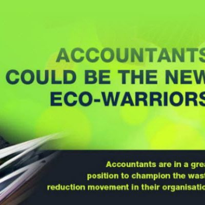 Accountants learn Benefits of Environmental Business