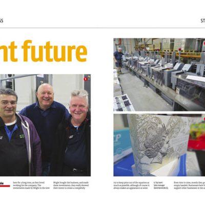 Bright Future – BPG Featured in ProPrint Newcastle