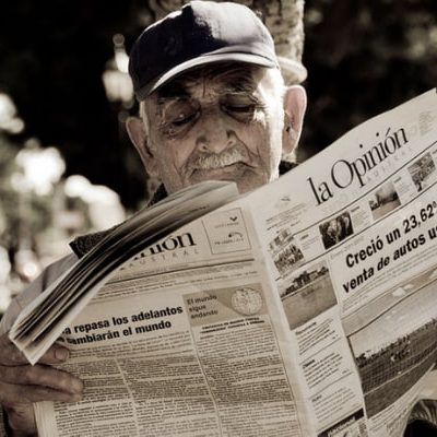 Disconnecting from Digital – Australians still love Newspapers