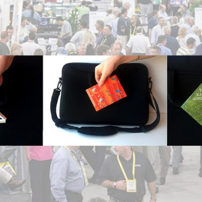 Don't be forgotten at Trade Shows: Helpful Tips