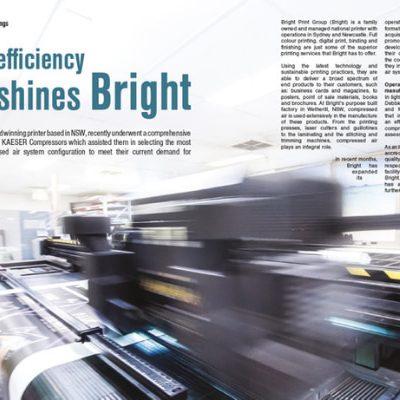 Kaeser Compressors case study on Air Demand Analysis