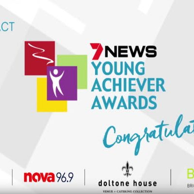 Seven News Young Achiever Awards NSW/ACT