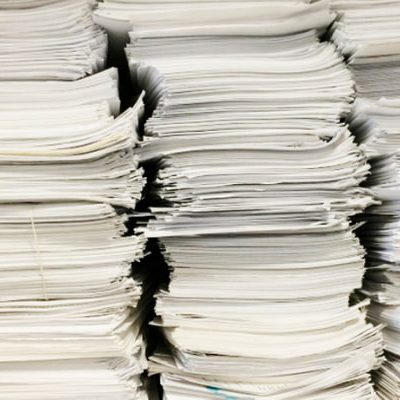 The Majority of Australian consumers value Paper, showcasing Print's Sustainability
