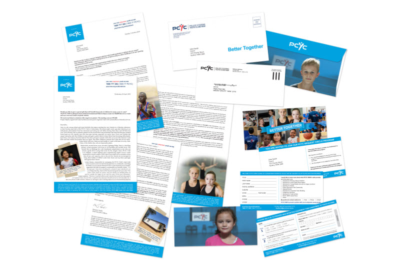 PCYC sample mails