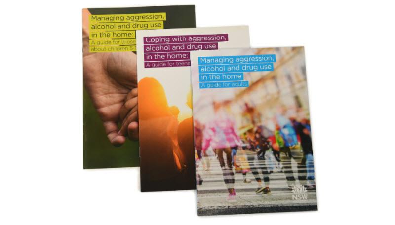 Different design of Brochures