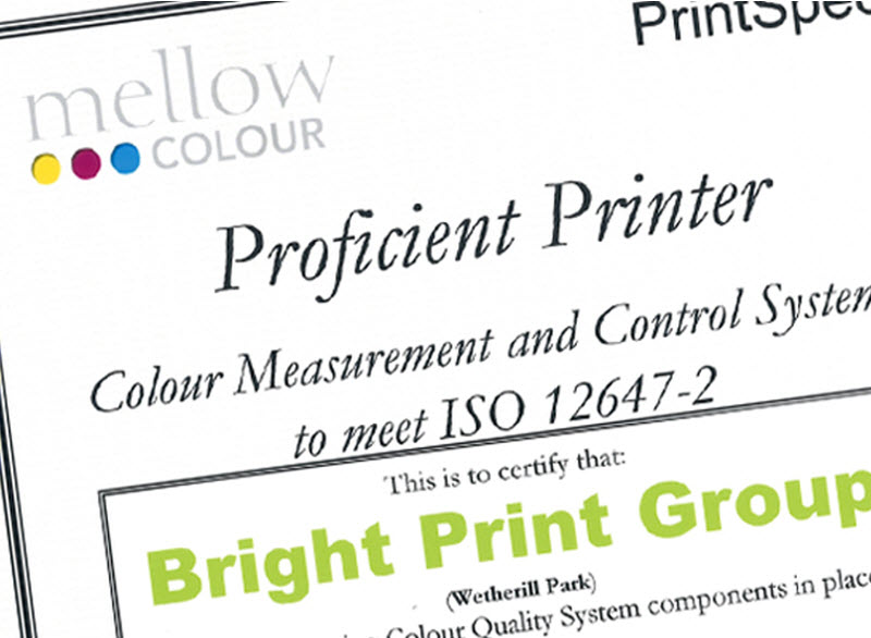 Colour Management & Control Systems