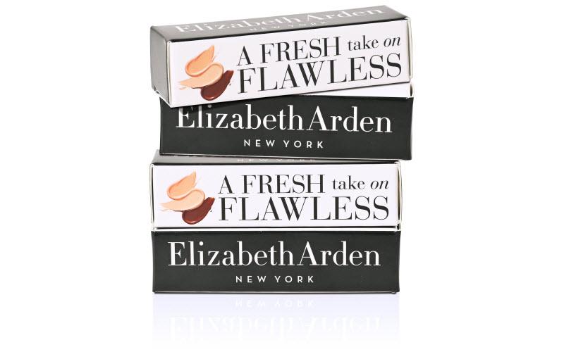 Boxes of Elizabeth Arden