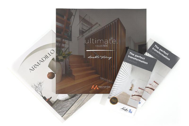 Brochure home deisgns